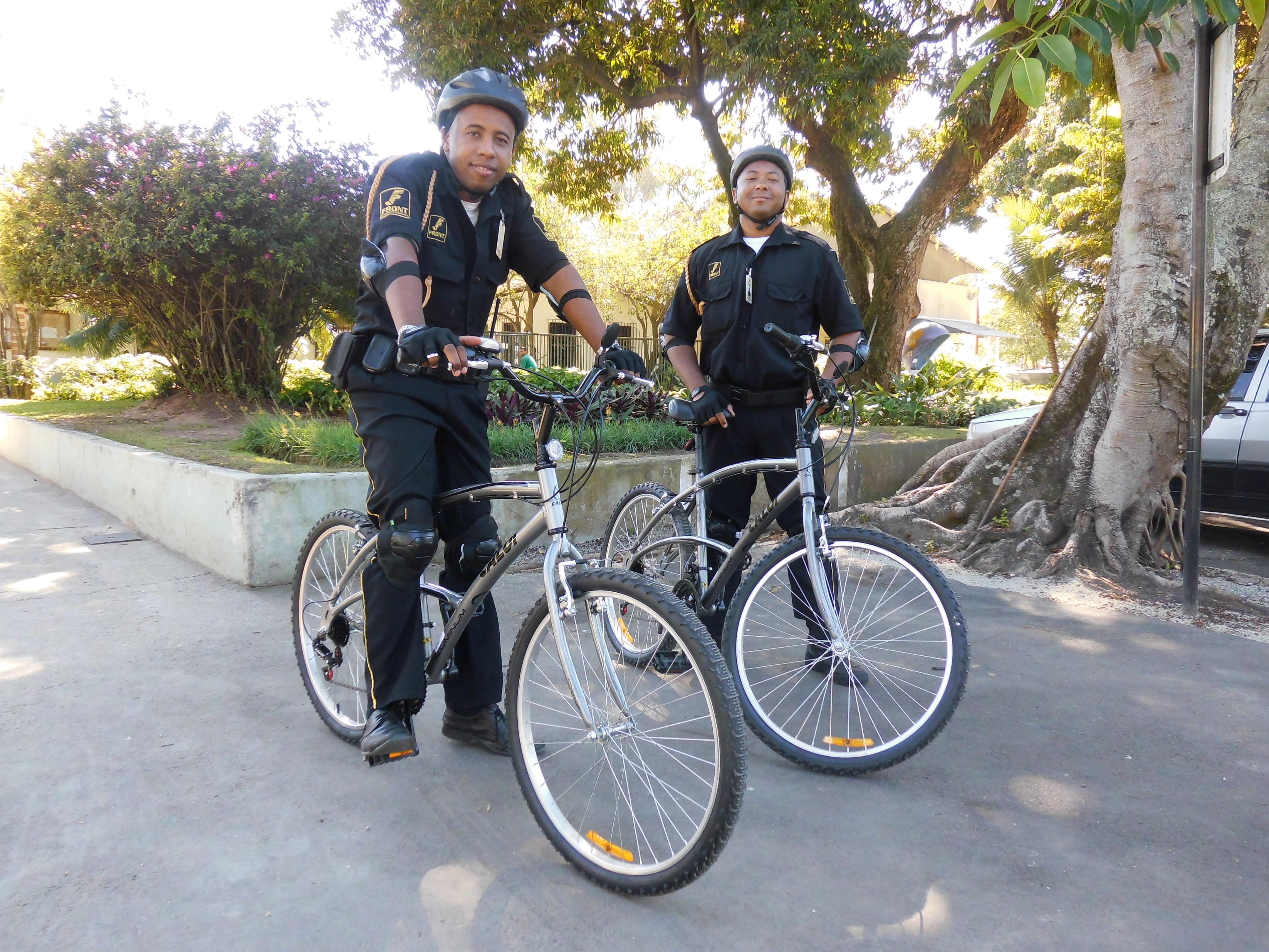 Patrulha Bike